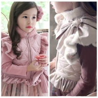 Wholesale Kids Child Clothes Winter Warmers Waistcoat Of Online Shopping