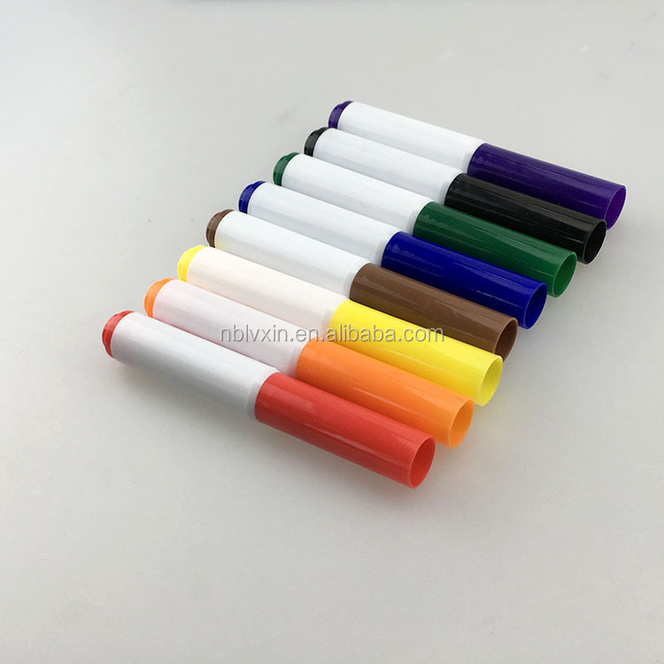 Mini Washable Broad Line Markers, high quality watercolor pen