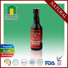 NON-GMO Japanese Teriyaki Soy Sauce Low Price FDA Factory