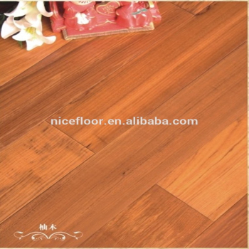Factory Price 18mm Thickness teak flooring solid