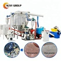 Scrap Motherboard Separation Plant E waste Recycling Machine Manufacturer