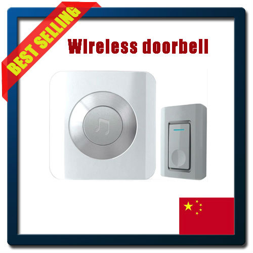 Different quantity of transmitter and receiver are free to combine MP3 automatic door chime