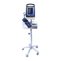 Blood pressure transducer machine