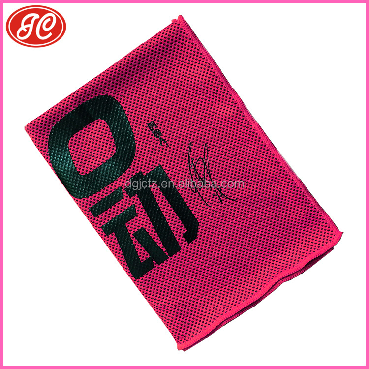 Hot selling Korean popular quick drying cool ice towel magic cold summer sports product