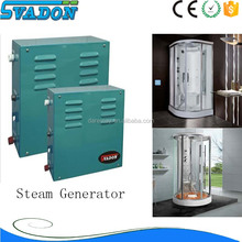 Factory supply 6kw sauna steam generator/steam room generator