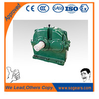Helical gearbox machinery reducer gear price variator