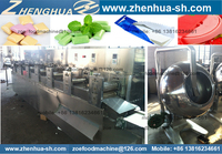 ZH-220 chewing gum Making machines on stick or xylitol,/Chinese special factory
