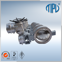 auto cf8m butterfly valve for oil