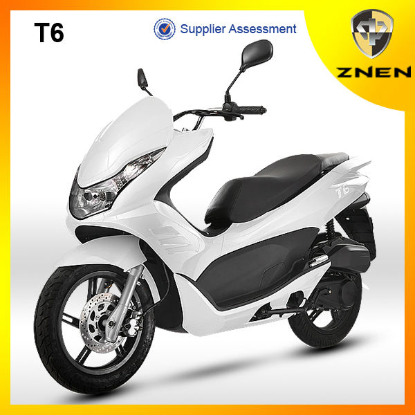 2015 New ZNEN Classical Gas Scooter 150CC Big Scooter