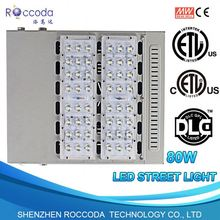 Lumiled waterproof 160w led street light all in one Certified by UL SAA
