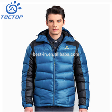 2017 Newest Winter Jacket Mens Thick Goose Down Coat for Skiing