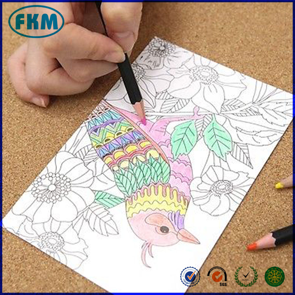 Funny Children mini Colouring Book
