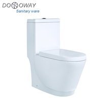 New design Sanitary ware Bathroom siphonic toilet DA339