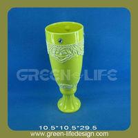Home decoration ideas ceramic vase