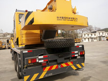 Used XCMG 25ton crane 10 ton hiab crane for sale in shanghai