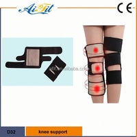 2016 latest Hot sale Knee brace Skate Sking Bike Knee & Elbow Protective Pads set