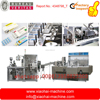 High Speed Alu PVC Blister Packing and Automatic Cartoning Production Line