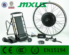 Comfortable new design enduro full suspension electric fat bike 1000w 40W