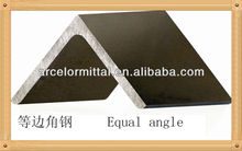 unequa/equal structual galvanized steel angle made in tianjin