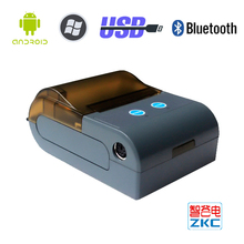 Mini Portable Android Bluetooth Thermal Printer IOS system Bluetooth Printer