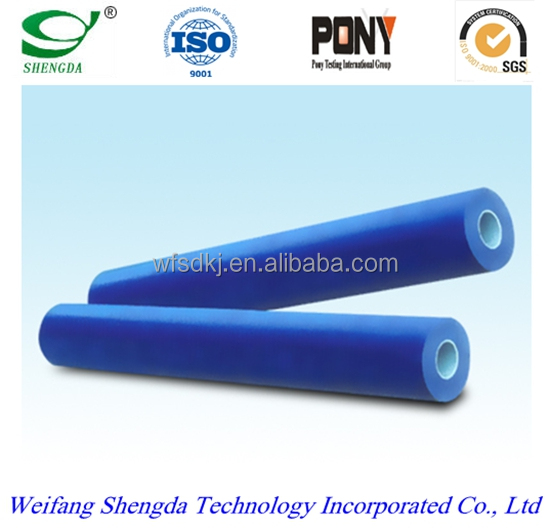 China hot sale sexy blue PE protective film