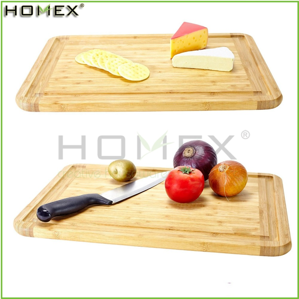 Excellent bamboo cutting board/Square chopping blocks/Kitchen cutting board/Homex
