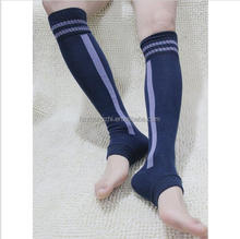 male knee high half foot stocking thermal