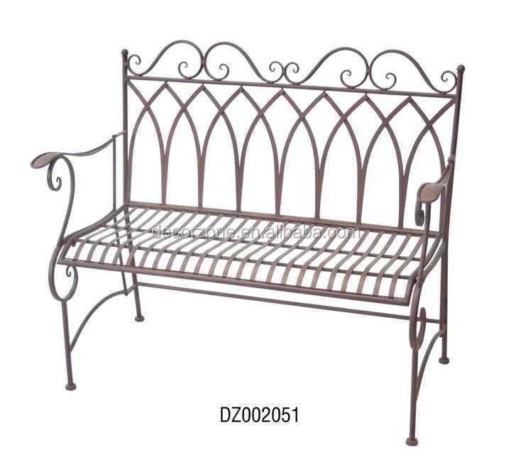 Metal Rustic Garden Bench Frame Buy Rustic Garden Bench Park Bench Parts Garden Bench Frame