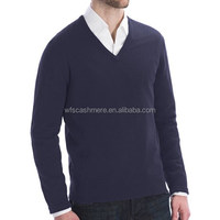 winter cheap price wholesale lightweight pullover v-neck wool cashmere sweater men