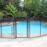 Safety Fashion Design Flat Top Pool Fence