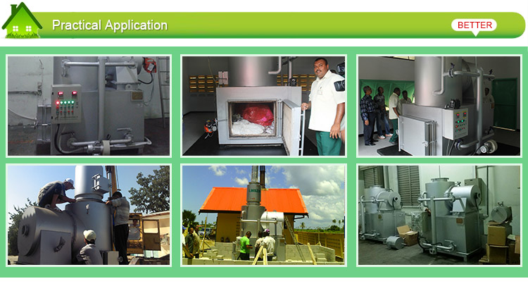 Small Animal Waste Incinerators, Waste Incineration Plants