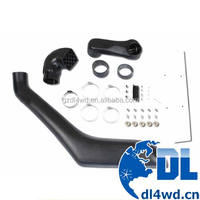 4wd car snorkel for Toyota Land Cruiser Pajero 120
