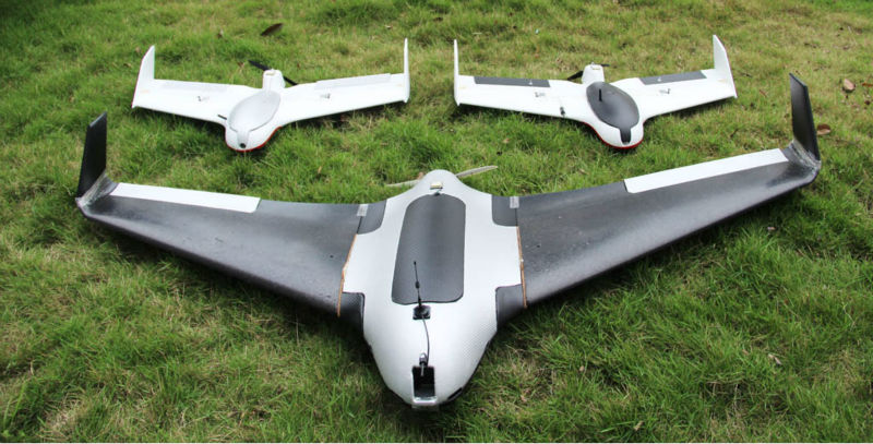 FPV electronic rc airplane FY X8 EPO with 2m wingspan RTF assembly model and panda2 complete set