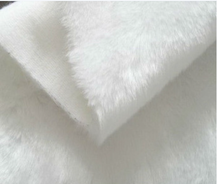 rabbit fur, imitation rabbit fur, faux/fake/synthetic rabbit fur