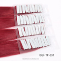 Wholesale European remy hair double-sided invisible skin weft tape hair extensions