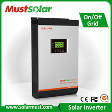 Best Sale Lower Price DC Convert to AC Inverter Power AC / Solar charger priority via LCD settingSolar Inverter