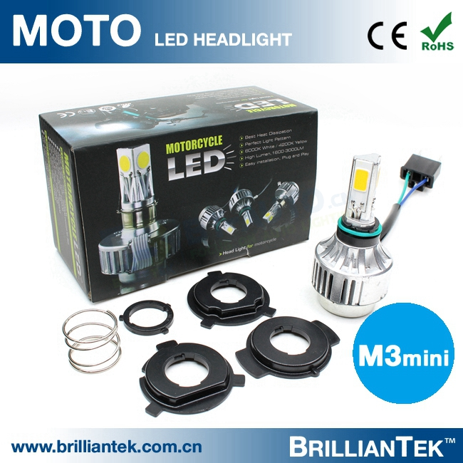 Bt-Auto Wholesale High Low 4sides 12v Motorcycle Headlight Led For Sale