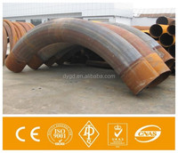 Galvanized Steel Solid Bend Pipe ANSI B16.9 3D SCH 80 ASTM A234 GR WPB CS Bend
