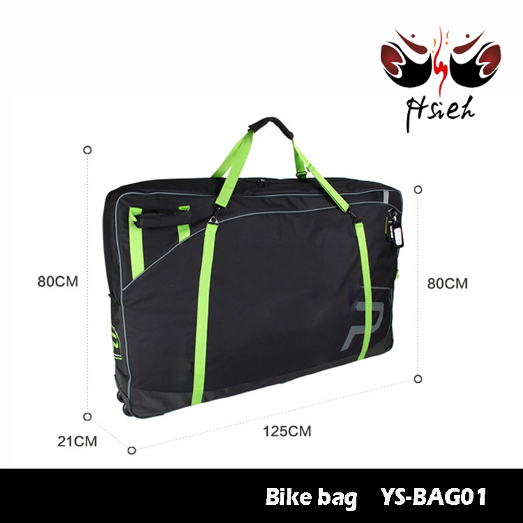 PRO bike case Bike transport bag black, be easy packing your bike