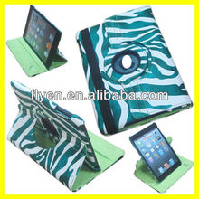 Green Pinto Magnetic For iPad Mini 360 Rotating Ultra Slim Smart Cover PU Leather Case Stand Wholesale Cheap Lot Cases Covers