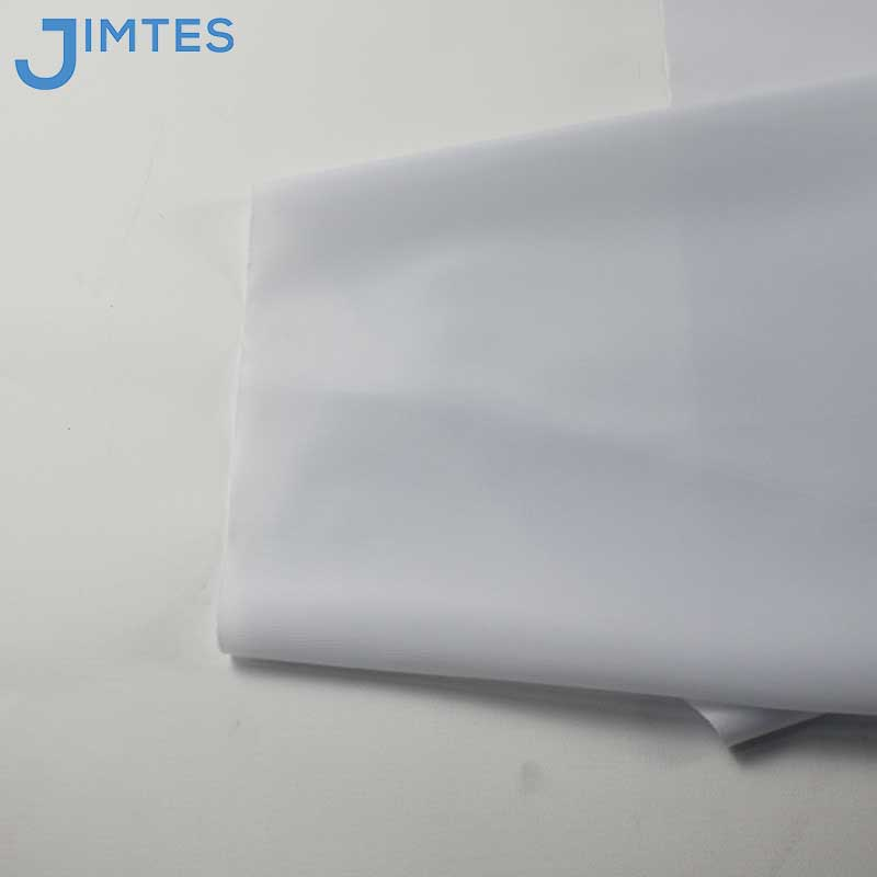 UV printing raw materials printed textile fabric backlit indoor advertising material for printing banner