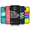 Custom Design PC TPU Cell Phone Case For Samsung Galaxy S5 Case.