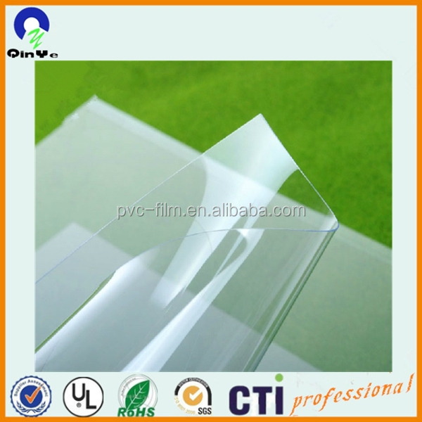 The Recycling PVC Plastic Sheet With Different Thickness