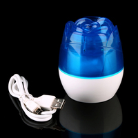 Portable Air Humidifier Mini Humidifier USB Rose Dazzle Humidifier Office Home Air Diffuser Aroma Mist Maker
