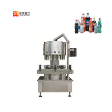 Henan Dongding glass bottle negative pressure vacuum filling machine for grape wine