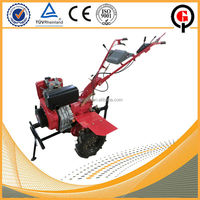 Diesel motocultor in cultivator machinery