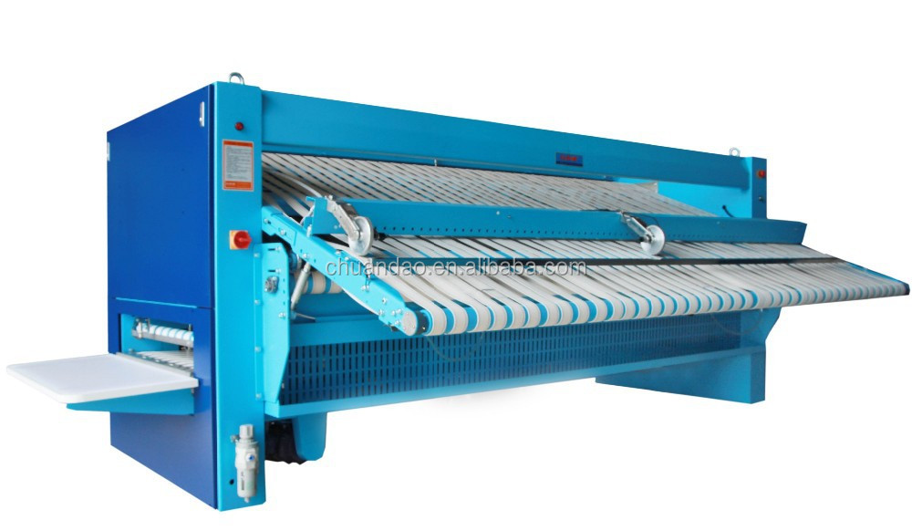 hotel commercial sheets folding machine