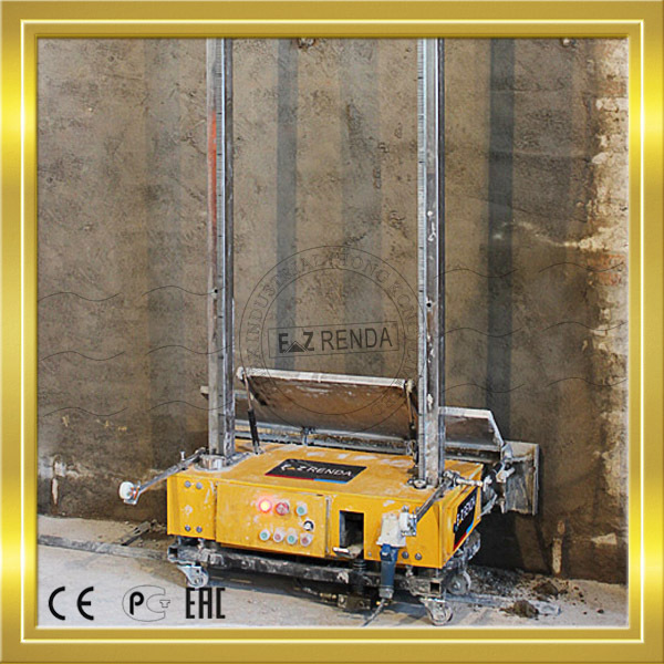 Construction equipments plaster machine used cement mortar machinery for sale