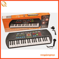 44 keys electric piano keyboard with microphone MS4004HL-600
