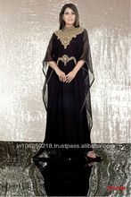 muslim bridal wear New Dubai islamic abaya latest abaya designs k148